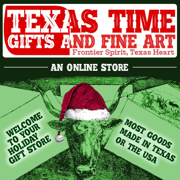 Texas Time Gifts and Art