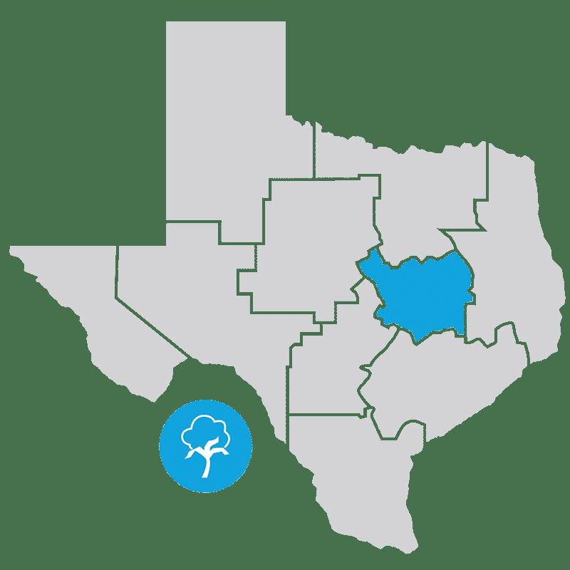 Brazos Trail Region