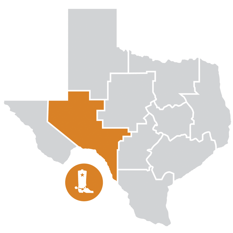 Pecos Trail Region