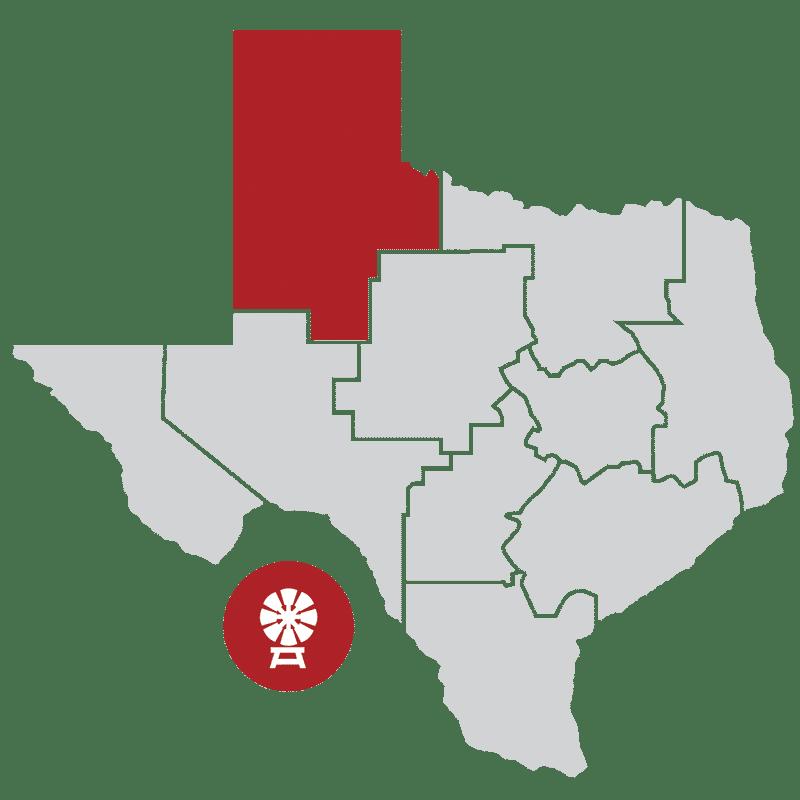Plains Trail Region