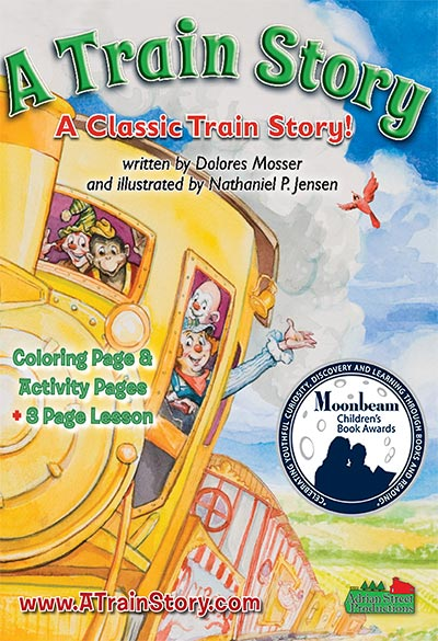 Dolores Mosser A Train Story