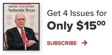 Subscribe to Authentic Texas